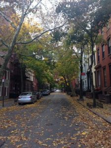 Brooklyn Heights in New York