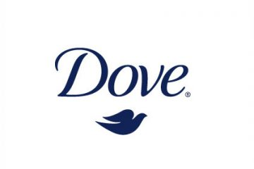 Dove logo with the word and a dove bird